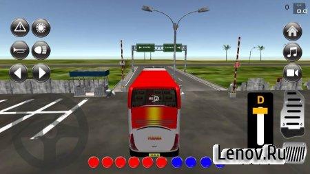 IDBS Bus Simulator v 6.1 Мод (бесконечный бензин)