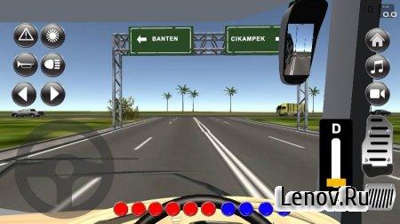 IDBS Bus Simulator v 7.1 Мод (бесконечный бензин)