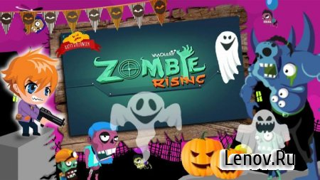 Halloween Zombies Revenge v 1.0.4