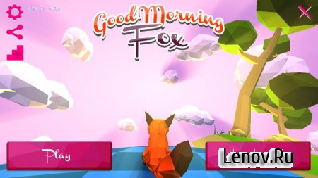 Good Morning Fox (обновлено v 1.133) Мод (Unlocked)