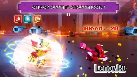 Pixel Super Heroes v 1.1.69 Мод (Unlimited Coins/Cheat detection Removed)