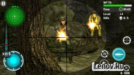 Mountain Sniper Shooting v 1.3 (Mod Money)