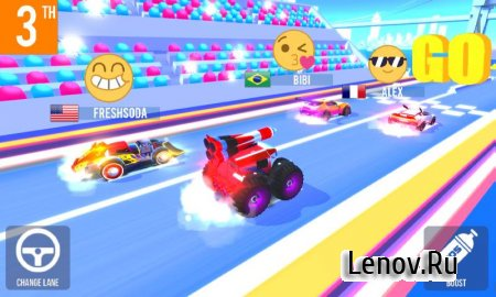 SUP Multiplayer Racing v 1.9.3 (Mod Money)