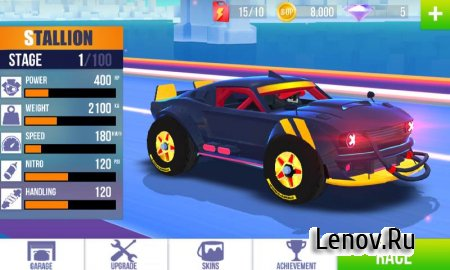 SUP Multiplayer Racing v 2.2.9 Мод (много денег)