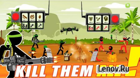 Stickman Army : Team Battle v 2