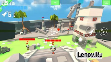 Rocket Shock 3D - Alpha (обновлено v 0.7.0) (Mod Money)