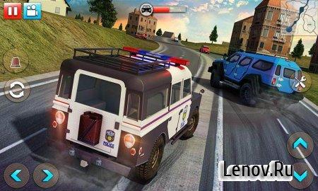 Police Car Smash 2017 v 1.1
