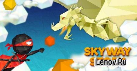 Skyway Story - Ninja Arcade v 1.0.3 (Mod Money)