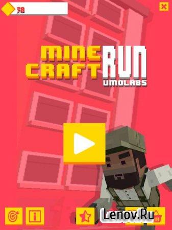Subway MineCraft Runner v 1.0 (Mod Money)
