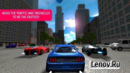 Car Driving Racing Simulator v 1.09.7 (Mod Money)