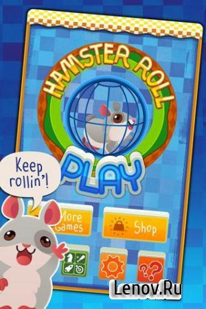 Hamster Roll v 1.1 (Mod Money)