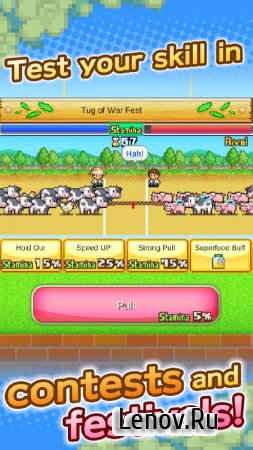 8-Bit Farm (обновлено v 1.1.2) (Full) (Mod Money)