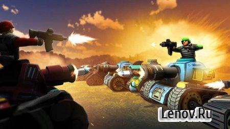 Totally Epic Battle Simulator v 1.0.4 Мод (много денег)