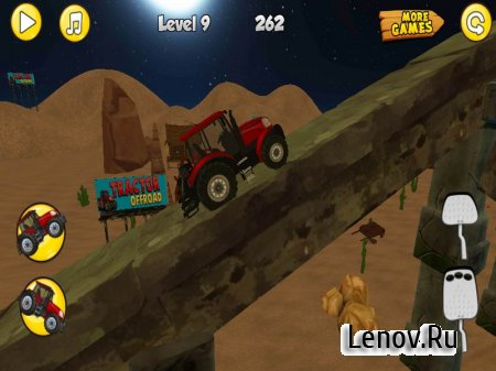 Tractor Off Road 3d v 6.1 Мод (Unlocked)