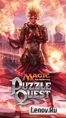 Magic: The Gathering - Puzzle Quest v 4.1.0 (God mode/Massive dmg & More)