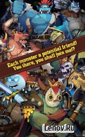 Monster Slayer v 1.0.7 Мод (Enemy Low HP/ATK)