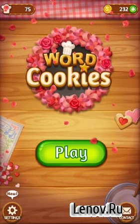 Word Cookies v 3.0.9 (Mod Money & no ads)