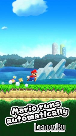 Super Mario Run v 3.0.11 Мод (много денег)