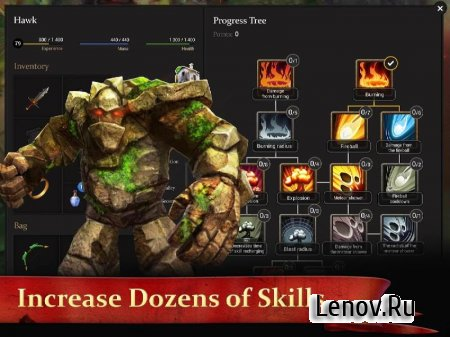 Siege of Heroes: Ruin (обновлено v 2) (Mod Money)