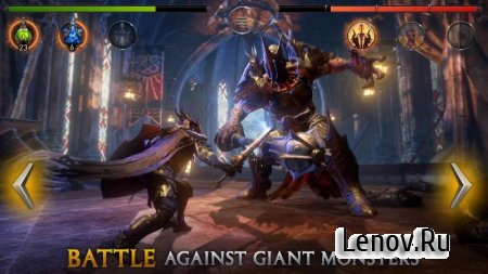 Lords of the Fallen (обновлено v 1.1.3) (Full) (Mod Money/Unlocked)