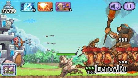 Giant Hunter v 1.1 Мод (Tower Health '9999'/Massive Damage & More)
