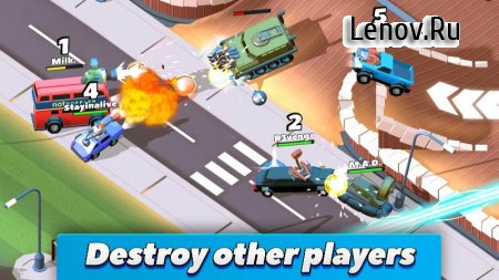 Crash of Cars v 1.2.63 (Mod Money)