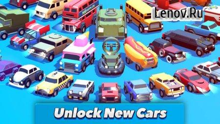 Crash of Cars v 1.3.21 (Mod Money)