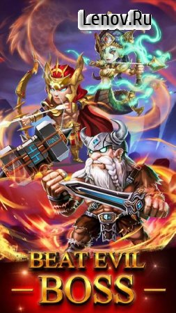 World of Gods v 4.0.4 Мод (Massive dmg/enemy low dmg & More)