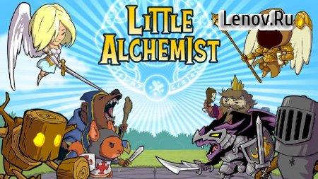 Little Alchemist v 1.38.20 Мод (Free Shop)