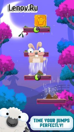 Fluffy Jump v 1.0 (Mod Money)
