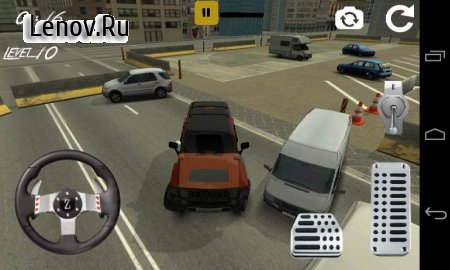 Furious Hummer Parking Fever v 1.0.1 Мод (Unlocked)