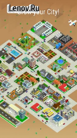 Bit City v 1.2.4 (Mod Money)
