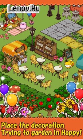 Forest Life: Happy Garden v 1.8.2 Мод (Unlimited Gold/Gems)
