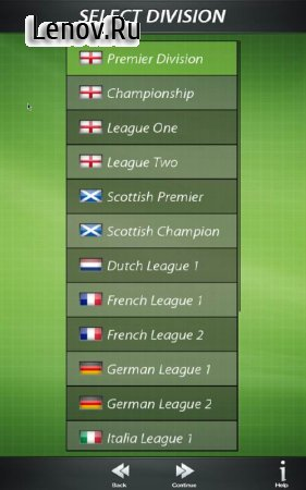 Football Director 17 - Soccer (обновлено v 1.68) (Full)