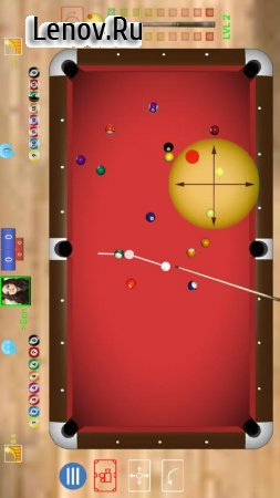 Pool Club 3D-Online Billiards v 5.6 (Mod Money)