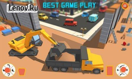City Builder Wall Construction v 1.2 Мод (Unlocked)