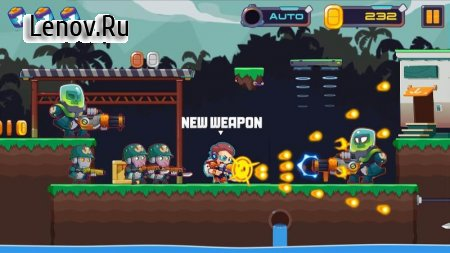 Metal Shooter: Run and Gun (обновлено v 1.84) (Mod Money)
