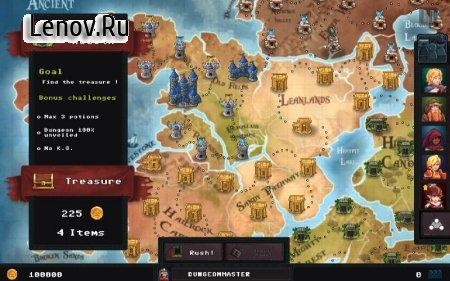 Dungeon Rushers (обновлено v 1.3.29) (Full) (Mod Money)
