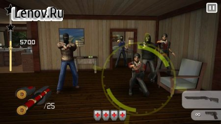 Grand Shooter: 3D Gun Game v 2.4 Мод (UnlimitedCoins/Diamonds)