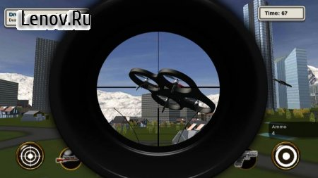 Drone Sniper Simulator v 1.2 (Mod Money)