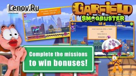 Garfield Smogbuster v 1 (Mod Money)