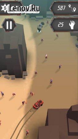 Evil Car: Zombie Apocalypse (обновлено v 1.0.2) (Mod Money/ads-free)
