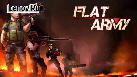 Flat Army v 3.8.2 Мод (много денег)