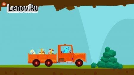 Dinosaur Truck v 1.0.0 (Full)