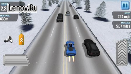 Traffic Racing - How fast can you drive? v 1.1.4 (Mod Money)