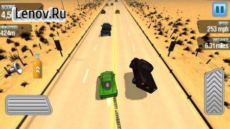 Traffic Racing - Car Simulator v 1.1.0 (Mod Money)