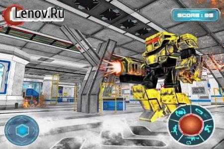 Robots War Space Clash Mission v 1.0.3