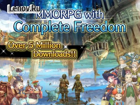 RPG Toram Online v 3.2.37 (GOD MODE/MAX ATTACK SPEED & More)