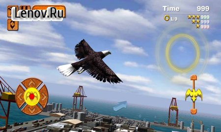 Eagle Bird City Simulator 2015 v 1 Мод (Unlocked)