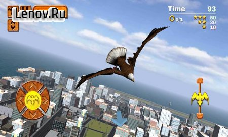 Eagle Bird City Simulator 2015 v 1 Мод (Unlocked)